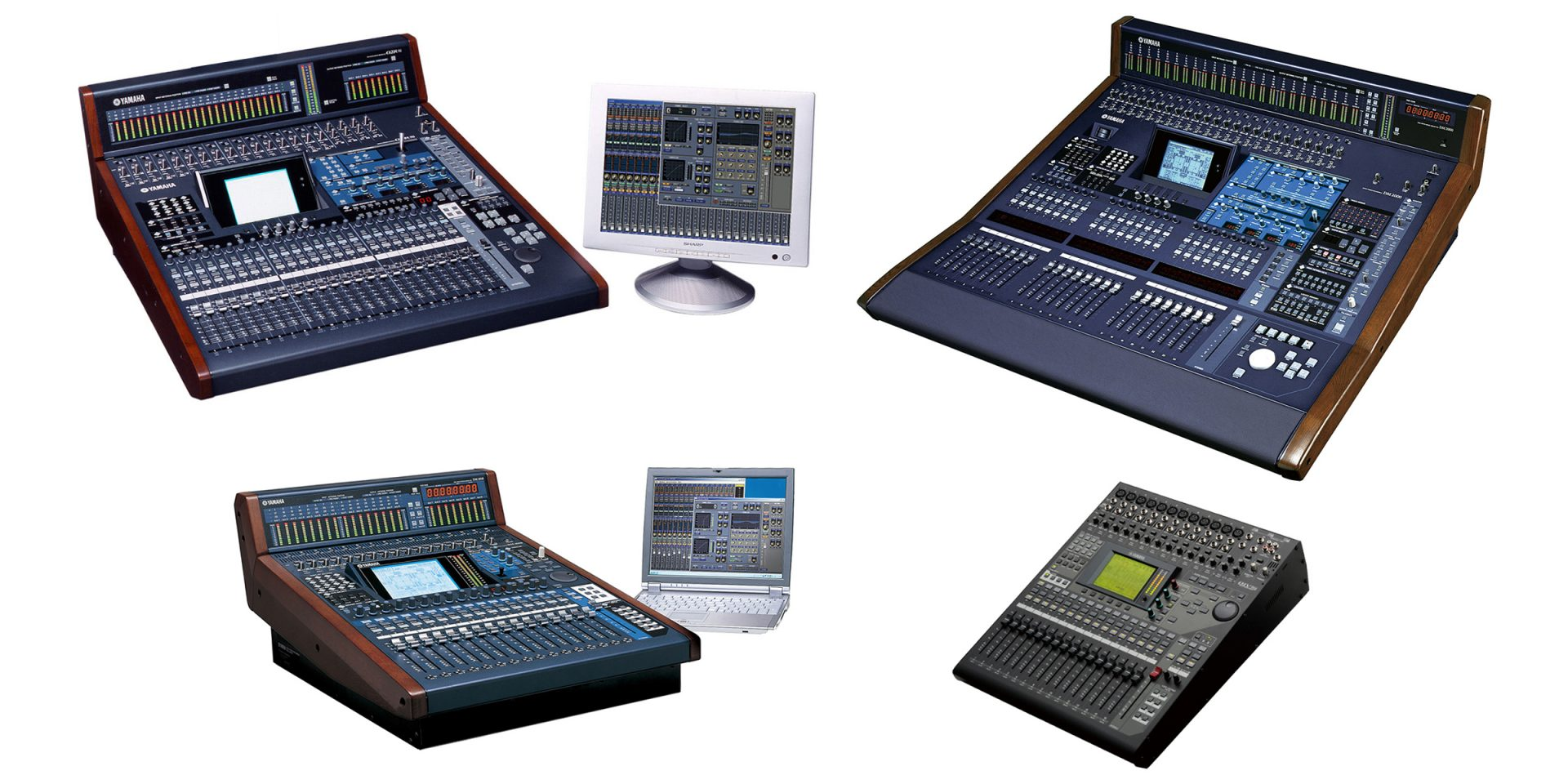 Digital Console Yamaha – Serie DM & 0