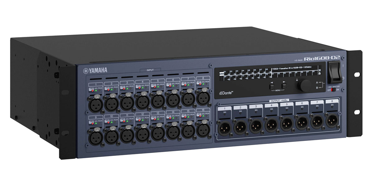 Yamaha Rio1608-D2