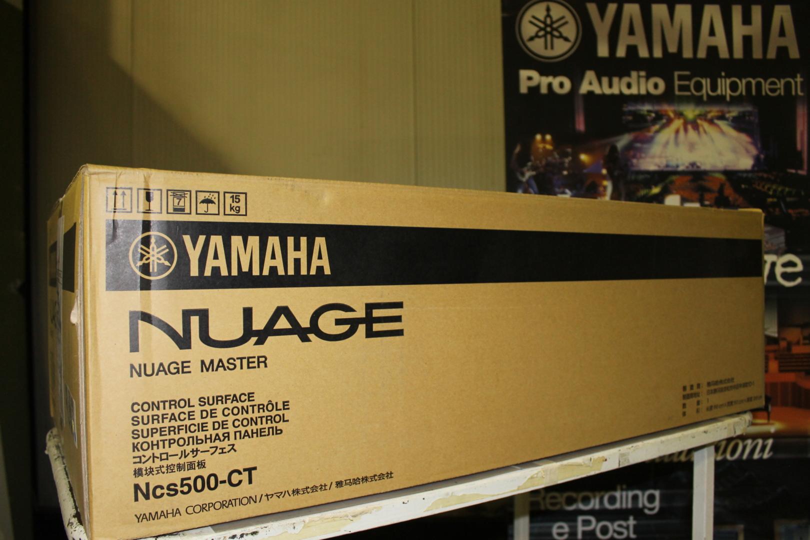 YAMAHA - NCS500-CT