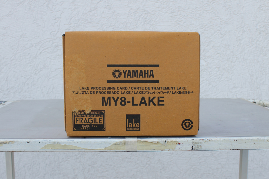 Yamaha - MY8-Lake