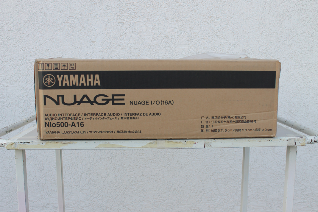 Yamaha - NIO500-A16
