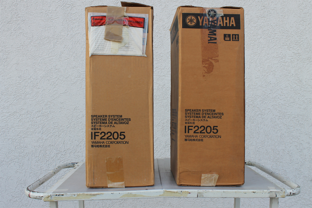Yamaha - IF2205 Coppia