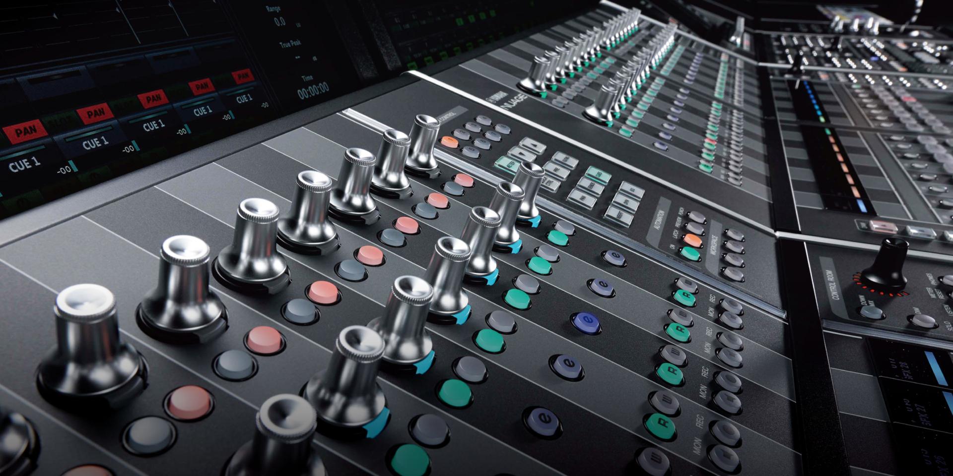 Il nuovo sistema Nuage by Yamaha/Steinberg ridefinisce gli standard qualitativi e di performance nel flusso di lavoro DAW grazie all'altissima integrazione hardware/software, alla qualità dei suoi convertitori e alla potente matrice del protocollo di rete DANTE.