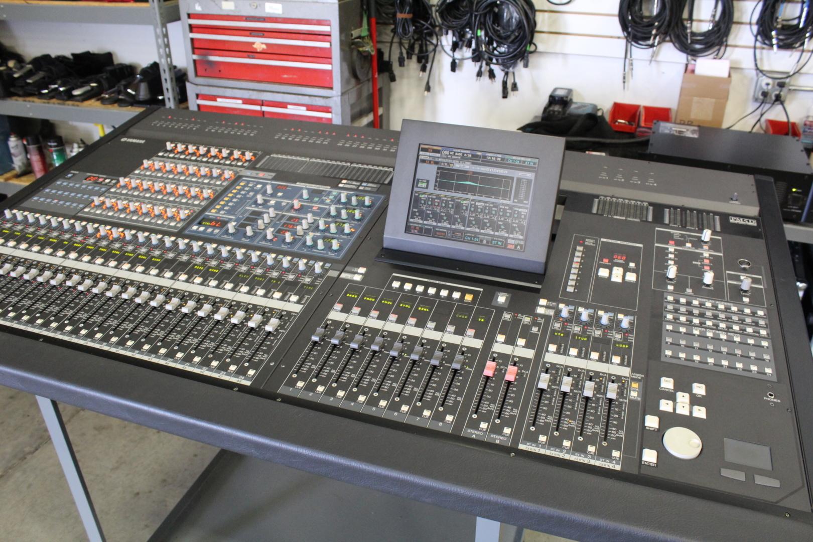 Yamaha - PM5D-RH