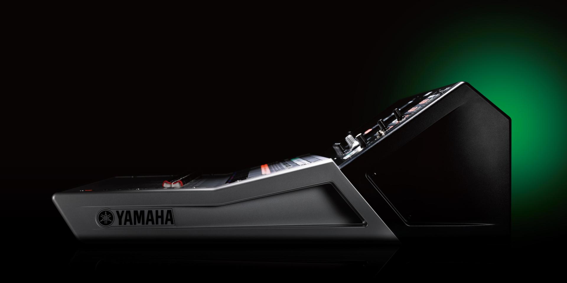 La serie TF combina il know-how Yamaha con la più recente tecnologia multi-touch-screen per offrire un'esperienza di lavoro più fluida e una praticità senza precedenti nel mondo delle piccole console.